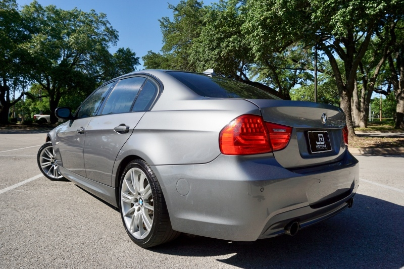 BMW 3 Series 335d M Sport 2011 price $16,995