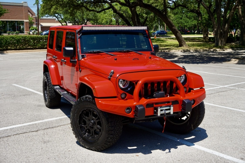 Jeep Wrangler Unlimited Sahara 2011 price $19,998