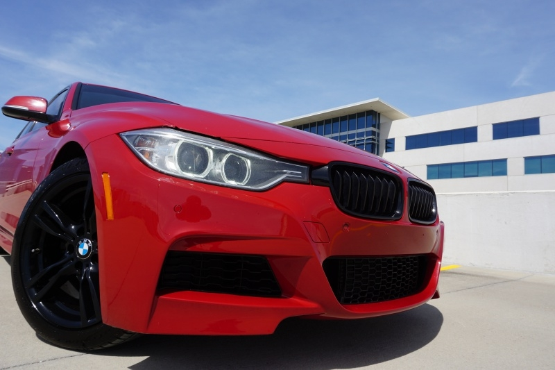 BMW 3 Series 328i M Sport 2013 price $13,425
