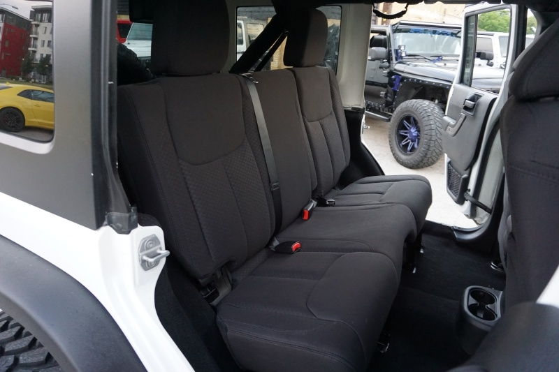 Jeep Wrangler Unlimited 2013 price $27,870