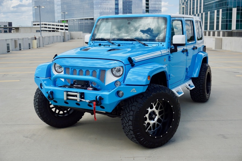 Jeep Wrangler Unlimited 2017 price $47,998