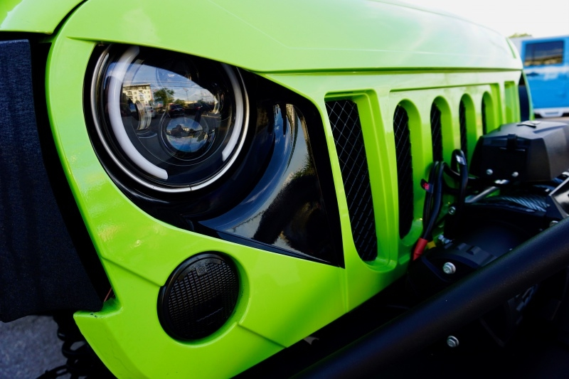 Jeep Wrangler Unlimited 2013 price $33,750