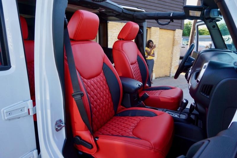 Jeep Wrangler Unlimited Sahara 2016 price $39,998