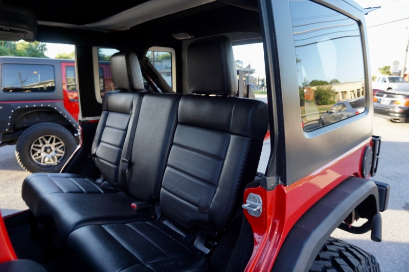Jeep Wrangler Unlimited 2012 price $24,850