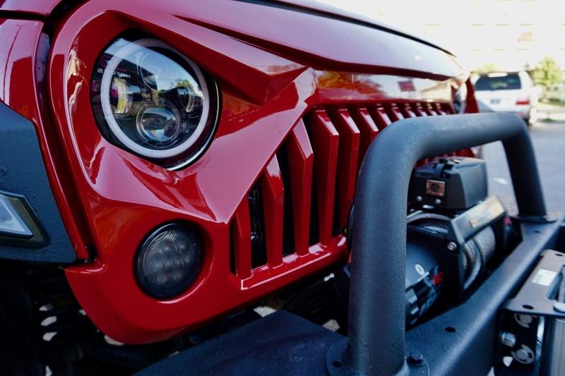 Jeep Wrangler Unlimited 2012 price $24,850