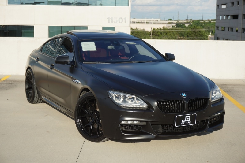 BMW 6 Series 650i GT Twin Turbo 2014 price $26,998