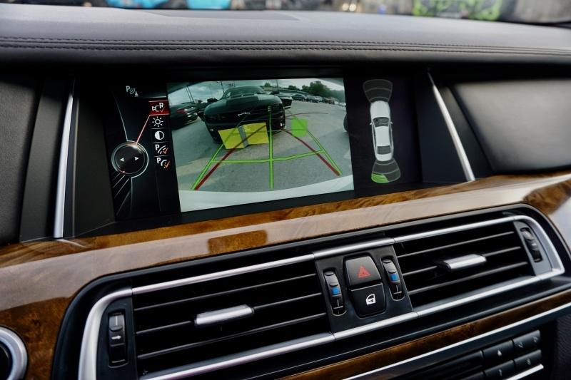 BMW 7 Series 750Li M Sport 2014 price $27,998