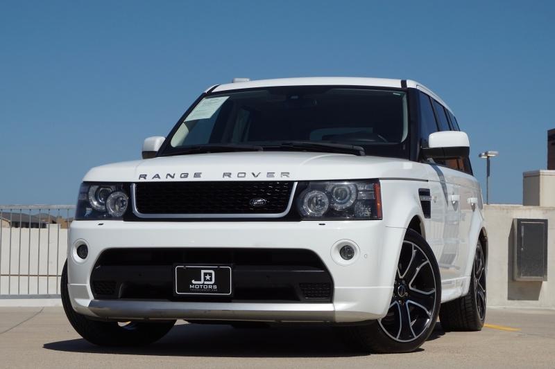 Land Rover Range Rover Sport 2013 price $23,445
