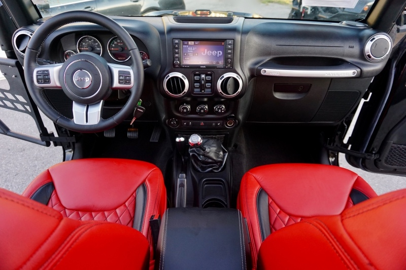 Jeep Wrangler Unlimited Rubicon 2015 price $39,878