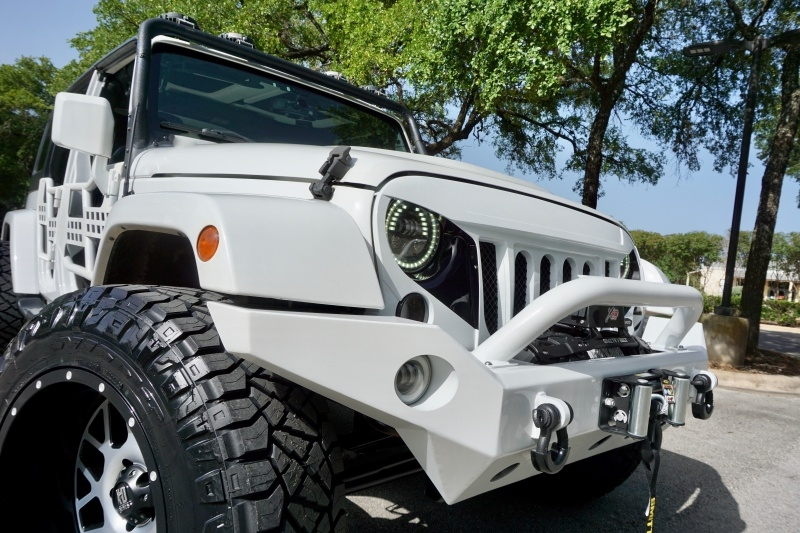Jeep Wrangler Unlimited 2015 price $37,558