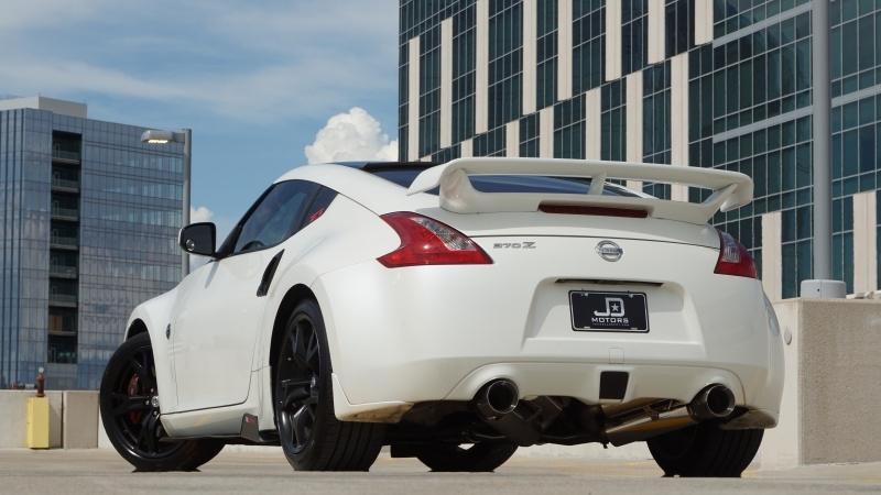 Nissan 370 Z 2011 price $24,770