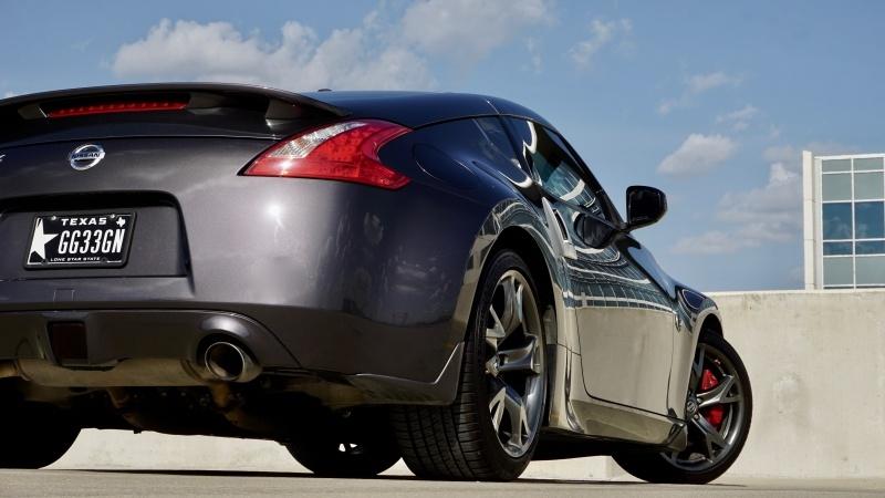 Nissan 370 Z 2010 price $19,870