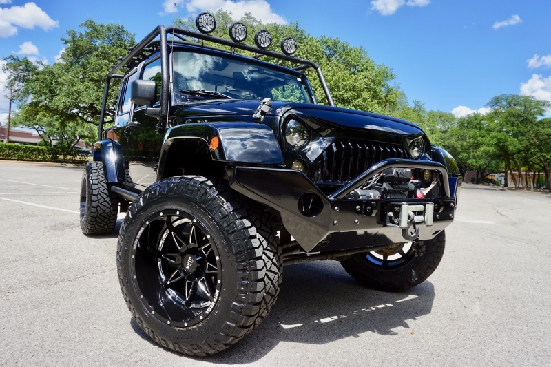 Jeep Wrangler Unlimited 2008 price $26,875