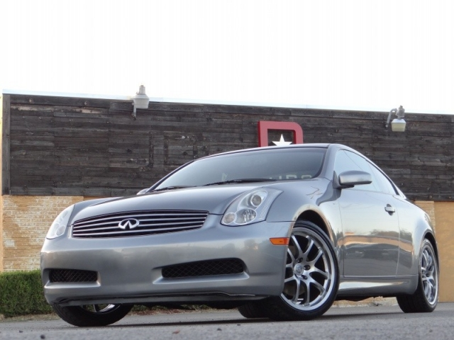 2006 Infiniti G35 Coupe Sport Package Inventory Jd Motors Auto