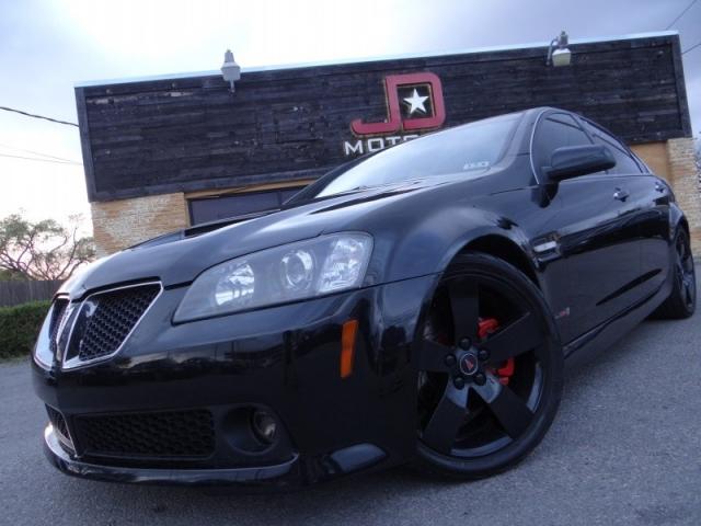2008 Pontiac G8 Gt Inventory Jd Motors Auto Dealership In