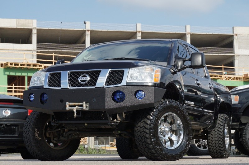 2006 Nissan Titan Crew Cab 4wd W Off Road Package