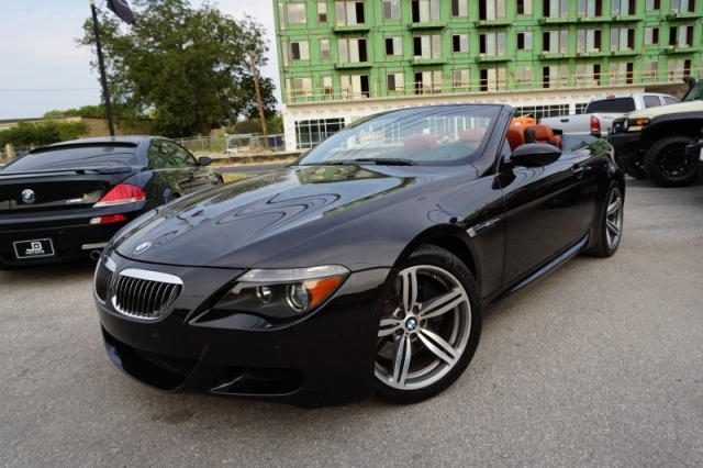 2007 BMW M6 Convertible Neiman Marcus Limited Edition - Inventory ...