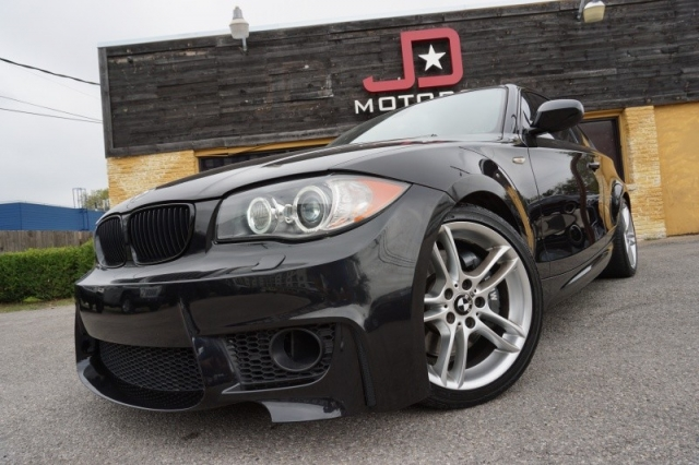 2010 bmw 1 series 135i m sport pkge w 6 speed manual inventory rh texascarspot com BMW 135I Coupe BMW 135I Convertible