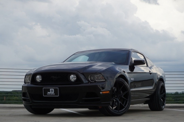 2014 Ford Mustang GT Track