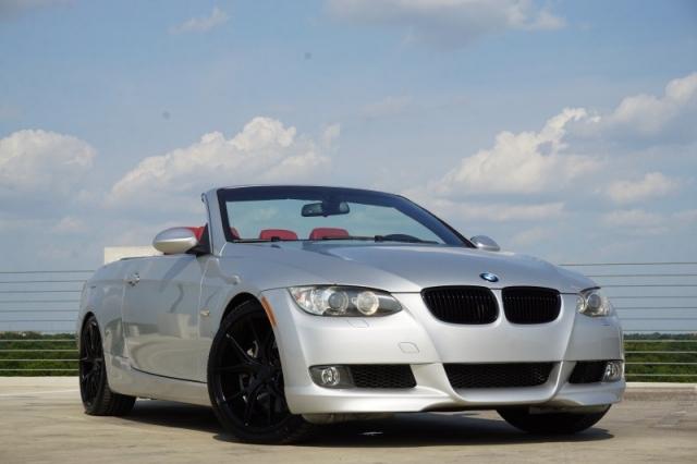 2009 Bmw 3 Series 335i Convertible W 6 Speed Manual Inventory Rh Texascarspot Com BMW 335I Custom 328i