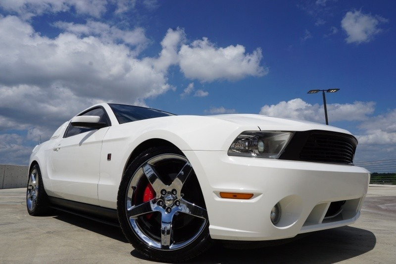 2012 ford mustang gt roush stage 1 inventory jd motors for Jd motors austin tx