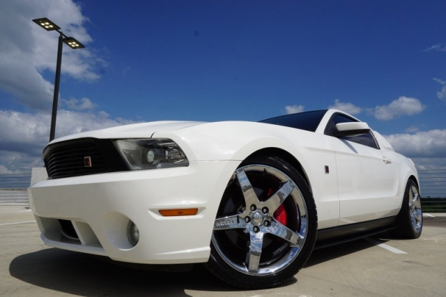 2012 Ford Mustang GT Roush