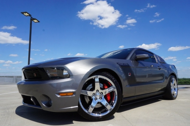 2010 Ford Mustang GT 427R Roush