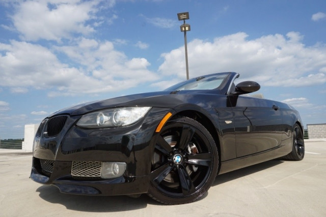 2008 BMW 3 Series 335i Twin Turbo Manual