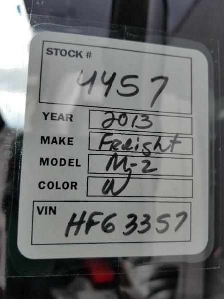 Freightliner M2 2013 price $23,500