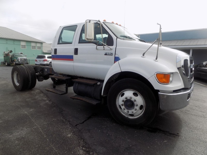 Ford F650 SD 2007 price $16,500