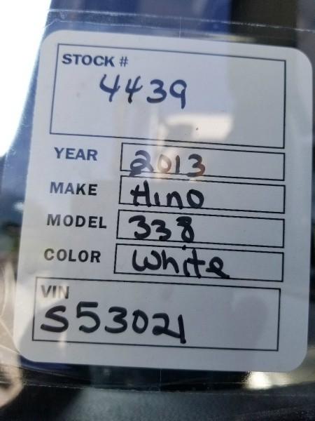 HINO 338 2013 price $24,900