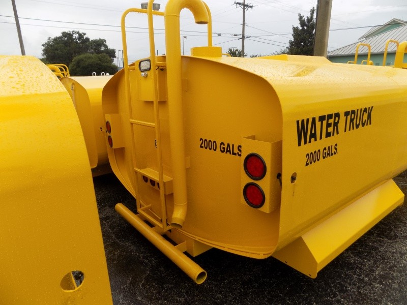 Water Tanks 2000 Gallon 2019 price $17,500