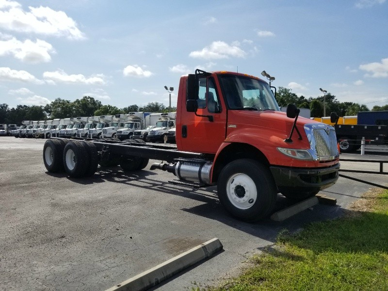 International 4400 CAB & CHASSIS 2014 price $34,500