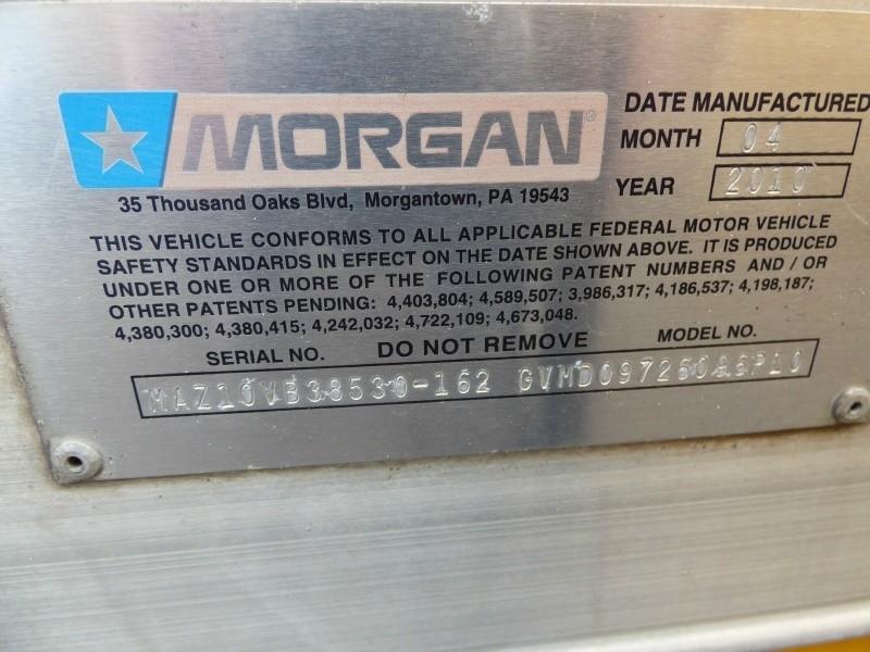 24-26 ft Morgan boxes Storage Boxes 2011 price $1,500