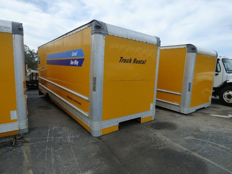 26 ft Morgan boxes Storage Boxes 2011 price $2,500