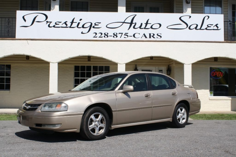 Chevrolet Impala 2005 for Sale in Ocean Springs, MS