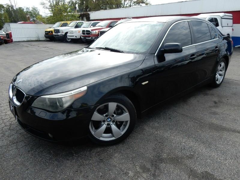 BMW 5-Series 2005 price $4,900