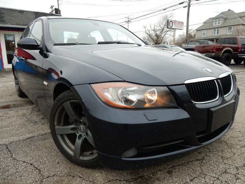 BMW 3-Series 2007 price $5,400