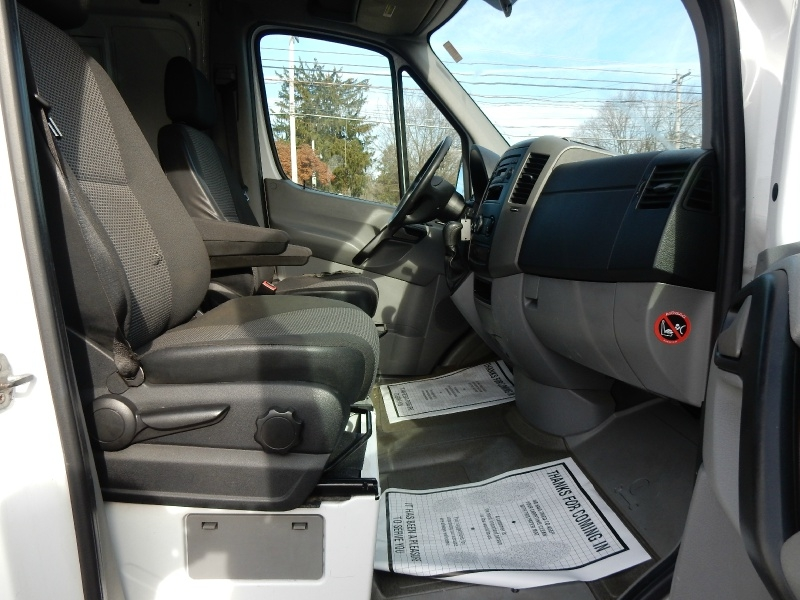 Mercedes-Benz Sprinter Cargo Vans 2012 price $12,900