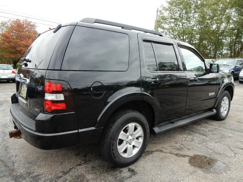 Ford Explorer 2008 price