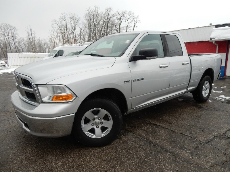 Dodge Ram 1500 2010 price SOLD
