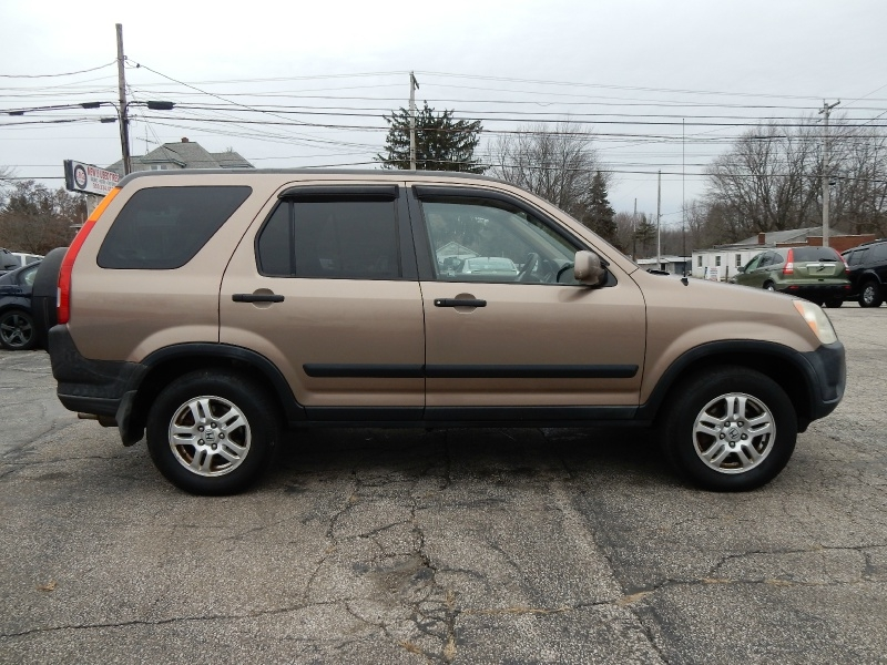 Honda CR-V 2003 price $3,200
