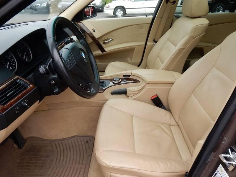 BMW 5 Series 2007 price $10,995