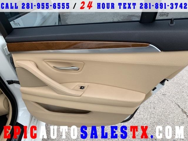 BMW 5 Series 2013 price $18,900