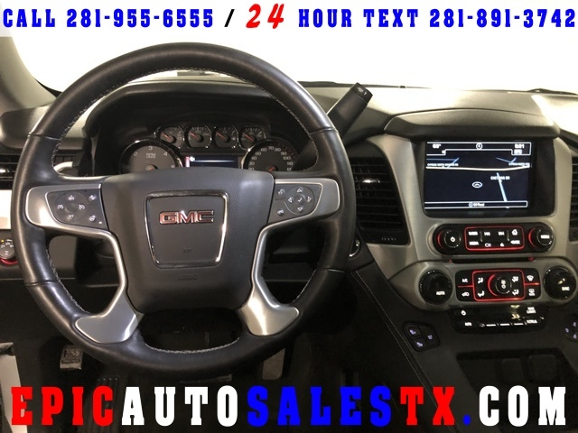 GMC YUKON SLT 2016 price $33,200