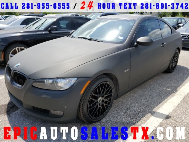 BMW 335 I 2007 price $12,900