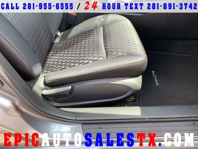 NISSAN ALTIMA 2.5 2018 price Call for Pricing.