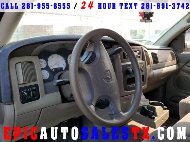 Dodge Ram 2500 2003 price $13,000