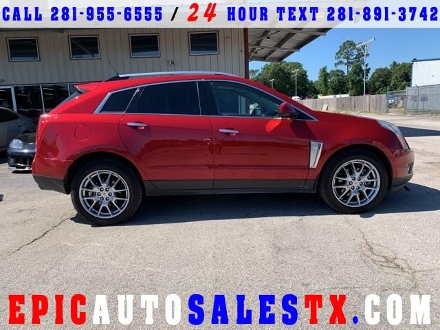 Cadillac SRX 2013 price $15,300