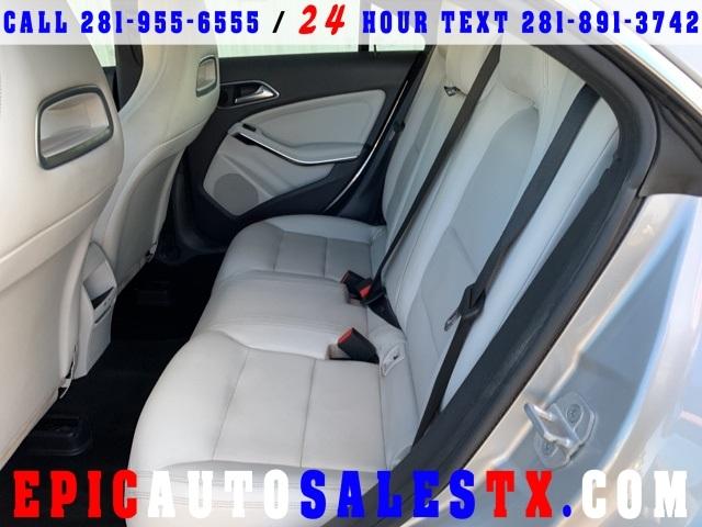 MERCEDES-B CLA 250 2014 price $18,000